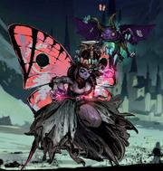Queen Mab, Queen of Shadow Image