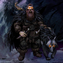 Korveth, Odin's Seeker Image