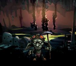 Snok Snok, Goblin Digger Image