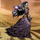 Gabriella, of the Long Dark Small