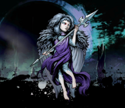 Xanti, Darkwing Image