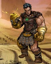 Valas, Triumvir's Hand Image