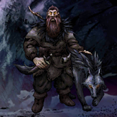 Korveth, Odin's Hound Small