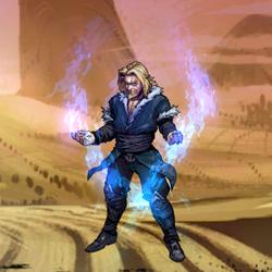 Silverbane, Spirit Rider Image