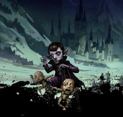 Coppelius, Puppeteer Image