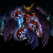 Zepar, Blood-Annointed Image