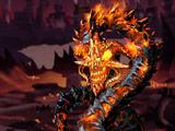 Ash, Raging Fury
