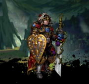 Sir Cervaine, The Thorn Image