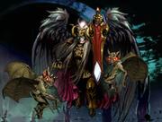 Galbraith, The Dynast-King Image