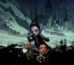 Coppelius, Puppet Master Image
