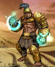 Valas, Triumvir's Fist Image