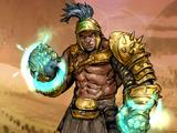 Valas, Triumvir's Fist