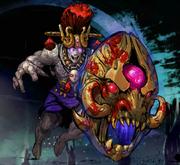 Khar Bambai, Raging Warlord Image