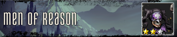 Men of Reason Banner