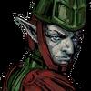 Highlander Mountsman Face