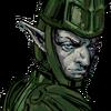 Highlander Archer Face