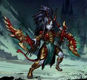 Violet, Giant Stalker Image