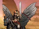 Allaine, Pegasus Knight