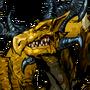 Fafnir, Fire Dragon Face