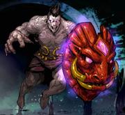 Khar Bambai, Scarborn Warlord Image