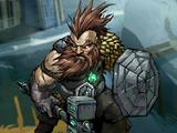 Gavus, Shielded Rampart