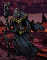 Exant, Forgotten Magus Image