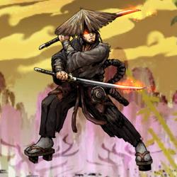 Ryo Masamune, Silent Ronin Image