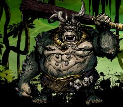 Elok, The Brute Image