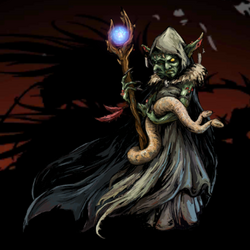 Hecate, Of The Cauldron Image