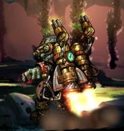 Snok Snok, Goblin Rocketeer Image