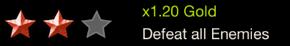 2 Star Multiplier