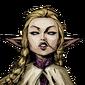 Ariat, Elven Priestess Face