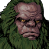 Ape Archer Face