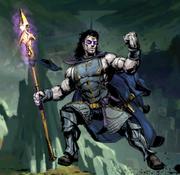 Goliath, Gatekeeper Image