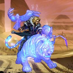 Silverbane, Summoner of the Wild Image