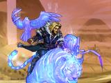 Silverbane, Summoner of the Wild