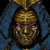 Easterner Swordsman Face