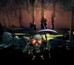 Snok Snok, Goblin Tunneler Image