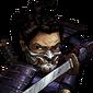 Kaito, The Broken Blade Face