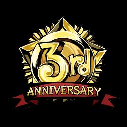 Resultado de imagem para 3rd anniversary