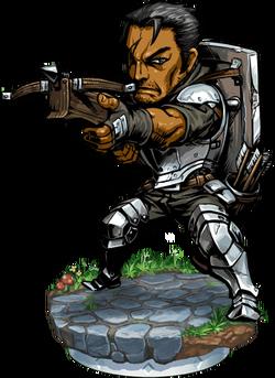 Crossbowman Figure