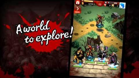 Blood Brothers iOS Official Trailer
