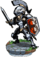 Heavy Warrior Figure