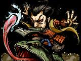 Ziraiya, Master Ninja