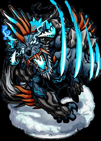 File:Behemoth, Thunder Beast Banner.png
