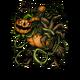 Pumpkin Golem Boss Figure