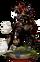 Imperial Mastiff Figure