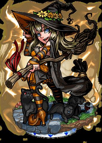 File:Alyssa, Black Cat Witch Figure.png