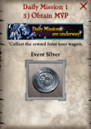 SRB Daily Mission Bonus 3