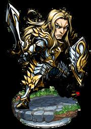 The White Knight Figure